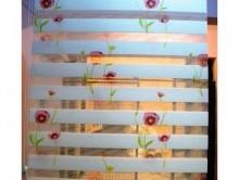 Çiçek Desenli Perde | Kreş-Anaokul