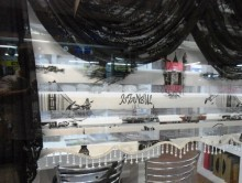 İstanbul Baskılı Zebra Perde | Perde | Stor Perde