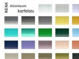 Renk Örnekleri
